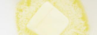 Refaire un beurre pommade à partir de beurre fondu