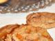 Cookies à la cannelle et écorces d'orange confites